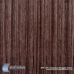 WTP-291 Chestnut Straight Grain