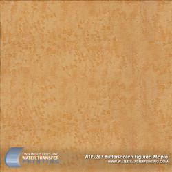 WTP-263 Butterscotch Figured Maple