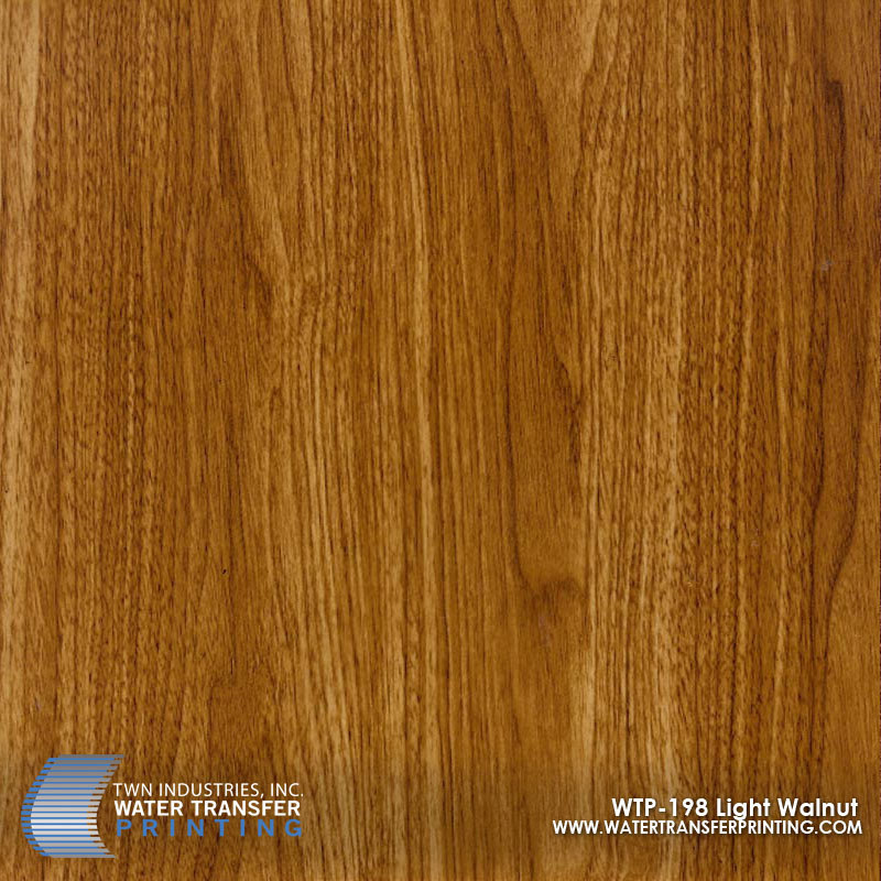 WTP-198 Light Walnut