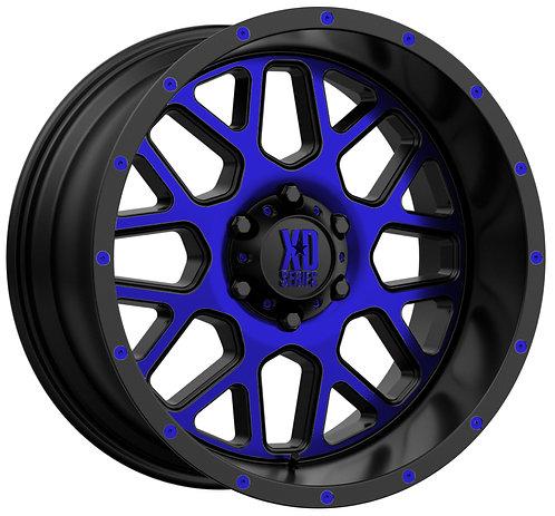 XD820 GRENADE BLUE TRANSLUCENT