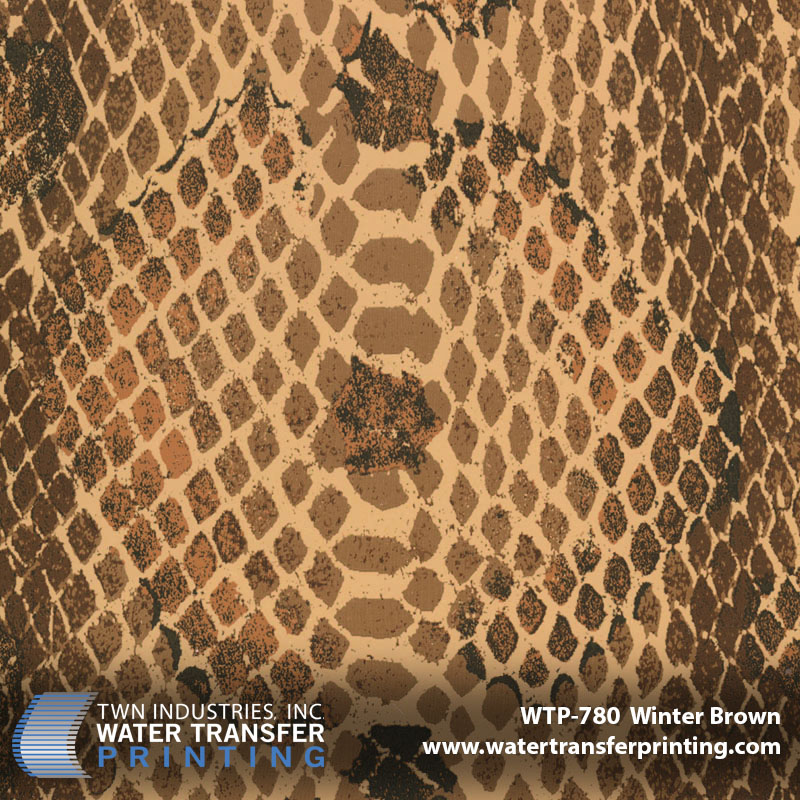 WTP-780 Winter Brown