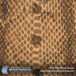 WTP-780 Winter Brown