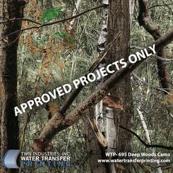 WTP-695 Deep Woods Camo