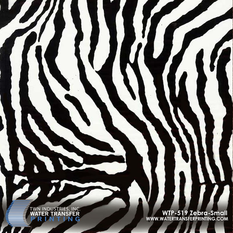 WTP-519 Zebra-Small