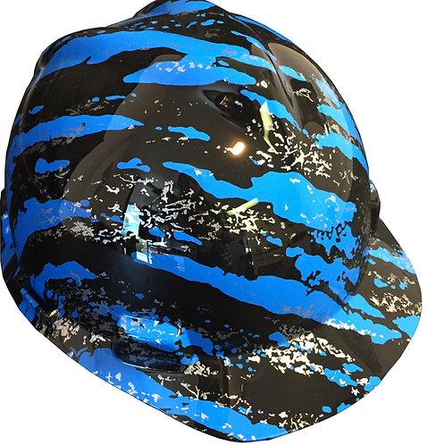 MSA V Guard Cap Style Blue Marble Splash