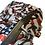 Thumbnail: Custom Hydro Dipped 2020+ Corvette Engine Cover American Flags matte finish