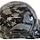 Thumbnail: Gray Midnight American Flags Ridgeline Cap Style