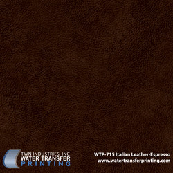 WTP-715 Italian Leather-Espresso