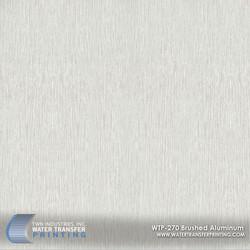 WTP-270 Brushed Aluminum