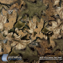 WTP-276-Tan Leaf Camo