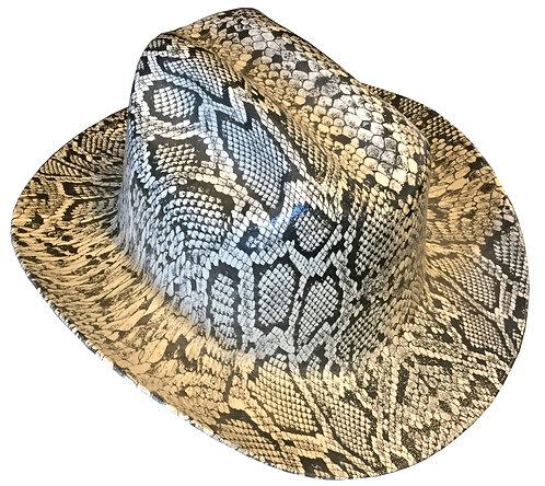 Hard Hat Kimberly Clark Outlaw Tan Snakeskin