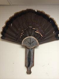 Bag R Buck Barn Wood Box Call Turkey Wall Plaque