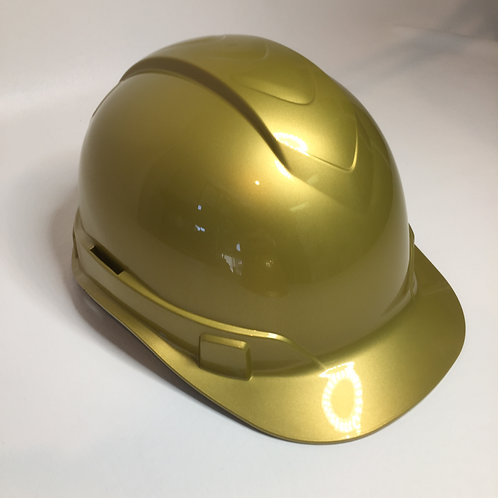 Cap Style Gold Metalic