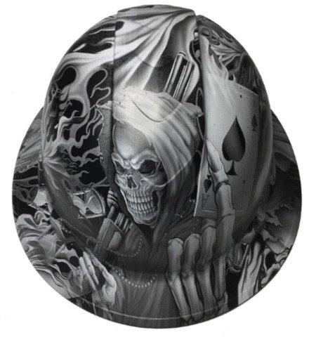 Ace of Skulls High Gloss Ridgeline Full Brim
