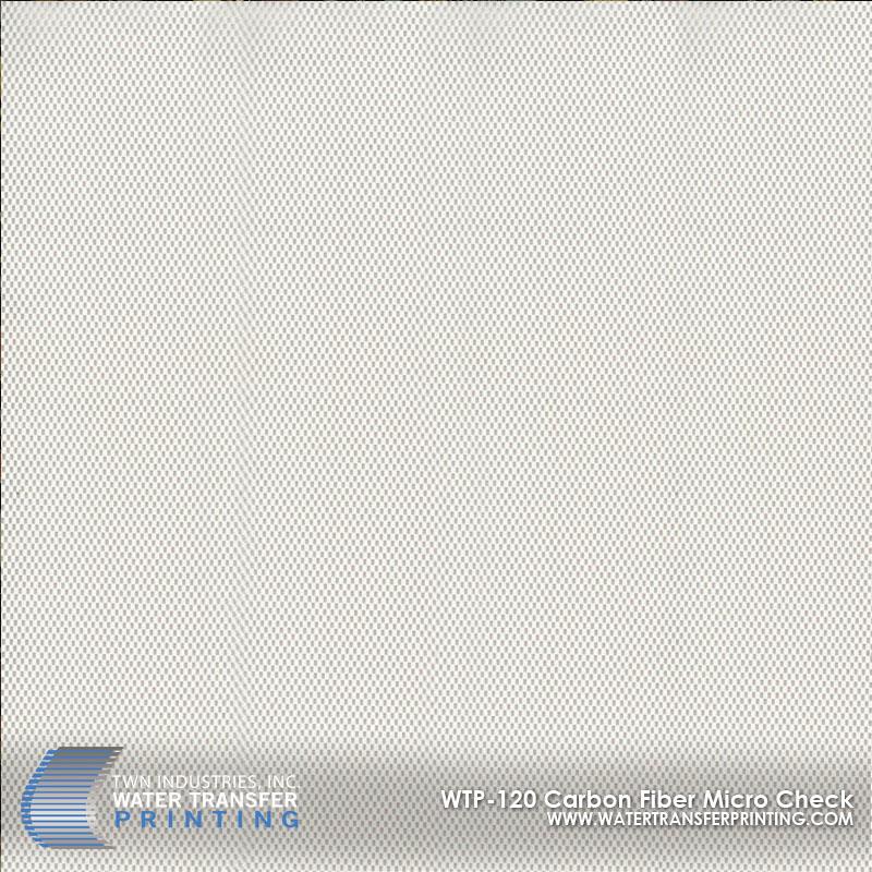 WTP-120 Carbon Fiber Micro Check