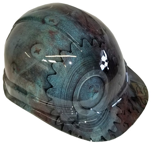 Steampunk Hard Hat