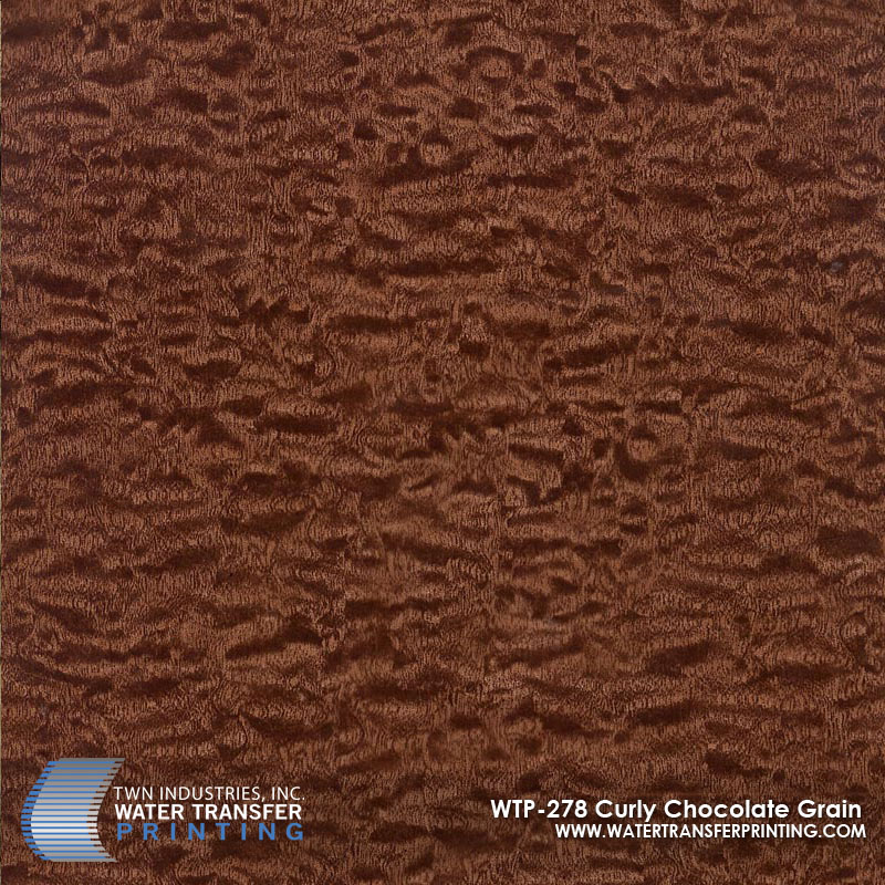 WTP-278 Curly Chocolate Grain