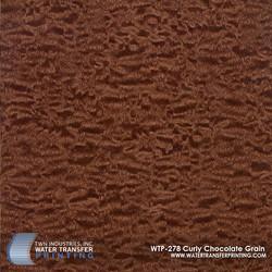 WTP-278 Curly Chocolate Grain