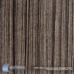 WTP-285 Charcoal Gray Straight Grain