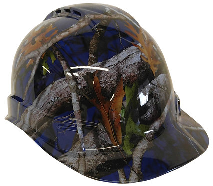 Blue Vista Next Camo Hard Hat
