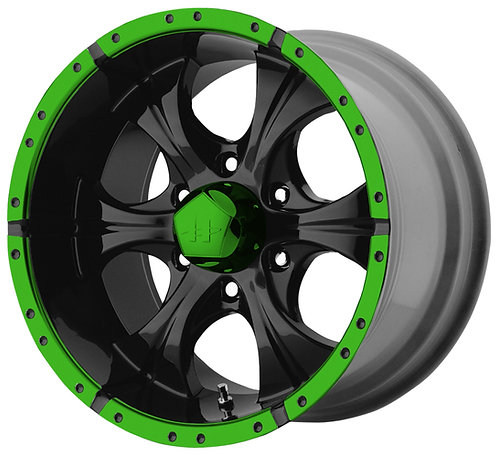 HE791 GREEN TRANSLUCENT STYLE 1