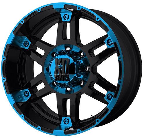 XD797 SPY LIGHT BLUE TRANSLUCENT
