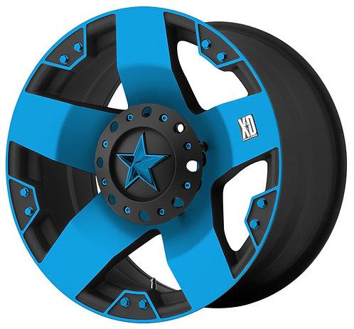 XD775 ROCKSTAR LIGHT BLUE TRANSLUCENT