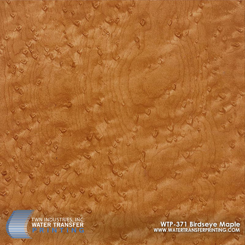 WTP-371 Birdseye Maple