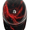 Thumbnail: Red Lightning Bump Cap