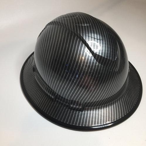 Carbon Fiber Full Brim W/Black EdgeGuard
