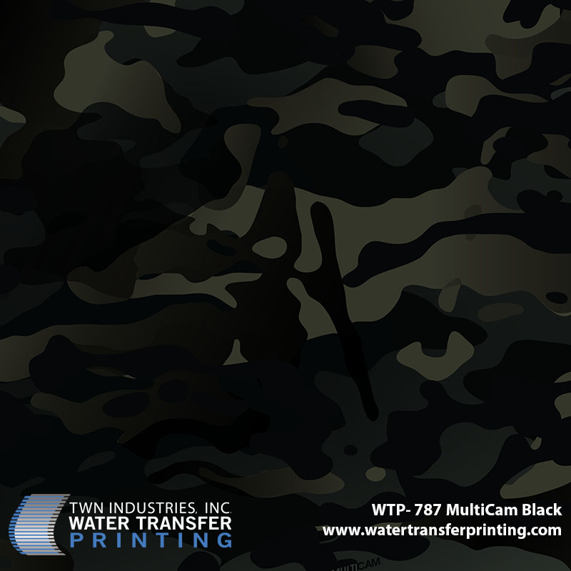 WTP-787 MultiCam Black