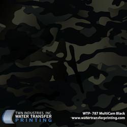 WTP-787 MultiCam Black