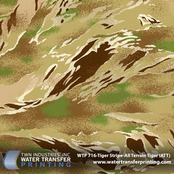 WTP-716 Tiger Stripe-All Terrain Tiger
