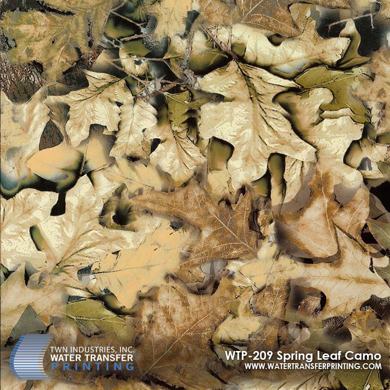 WTP-209-Spring Leaf