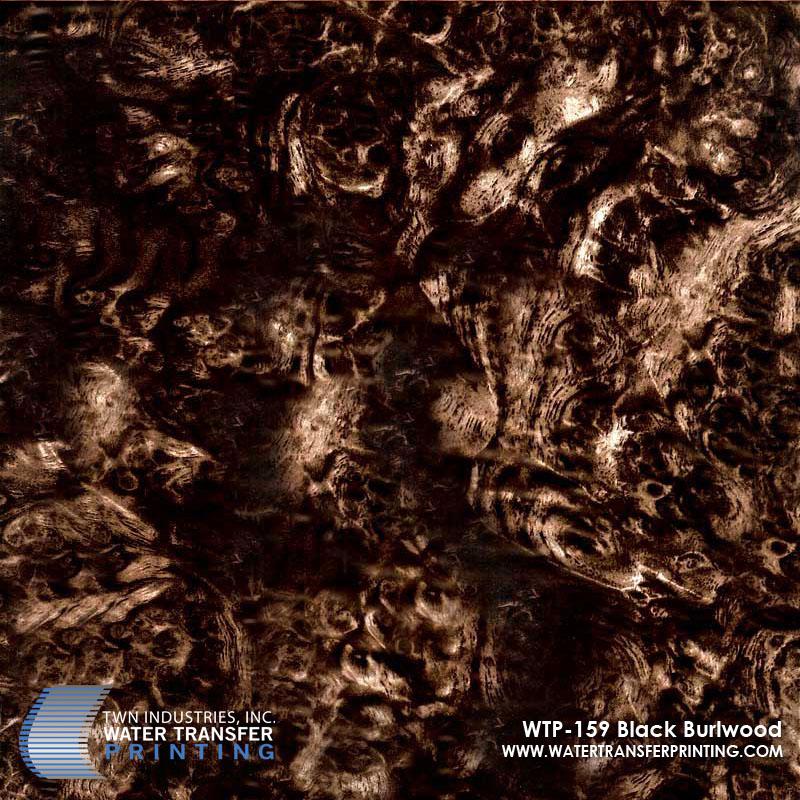 WTP-159 Black Burlwood