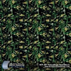 WTP-487 Fishouflage-Bass Micro
