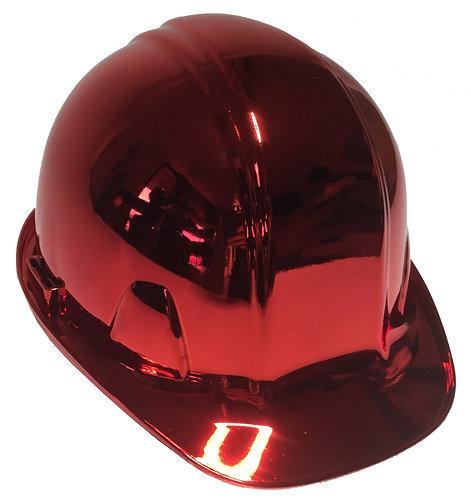 SL Series Cap Style Custom Red Chrome