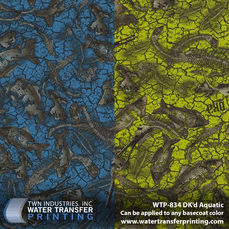 WTP-834 DK'd Aquatic