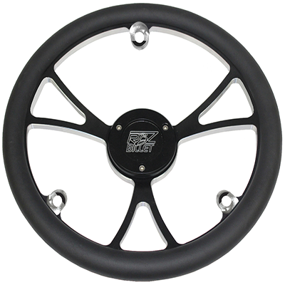 Custom RBZ Billet Racing Steering Wheel Classic 2.0 With 3 Button Holes