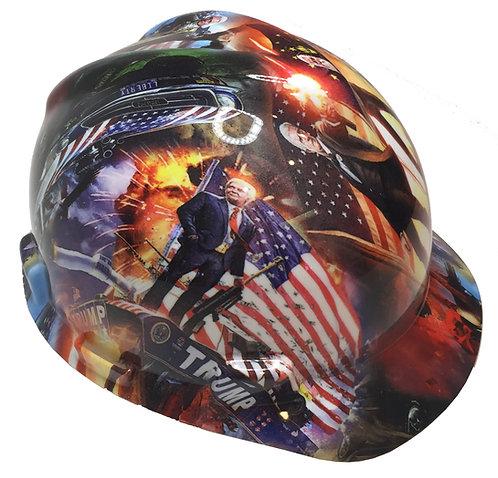 MSA V Guard Cap Style Trump