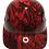 Thumbnail: Red Naughty Boy Bump Cap