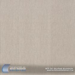WTP-361 Brushed Aluminum