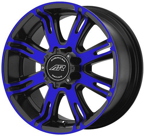 AR708 BLUE TRANSLUCENT
