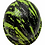 Thumbnail: HiVis Green Marble Splash Ridgeline Cap Style