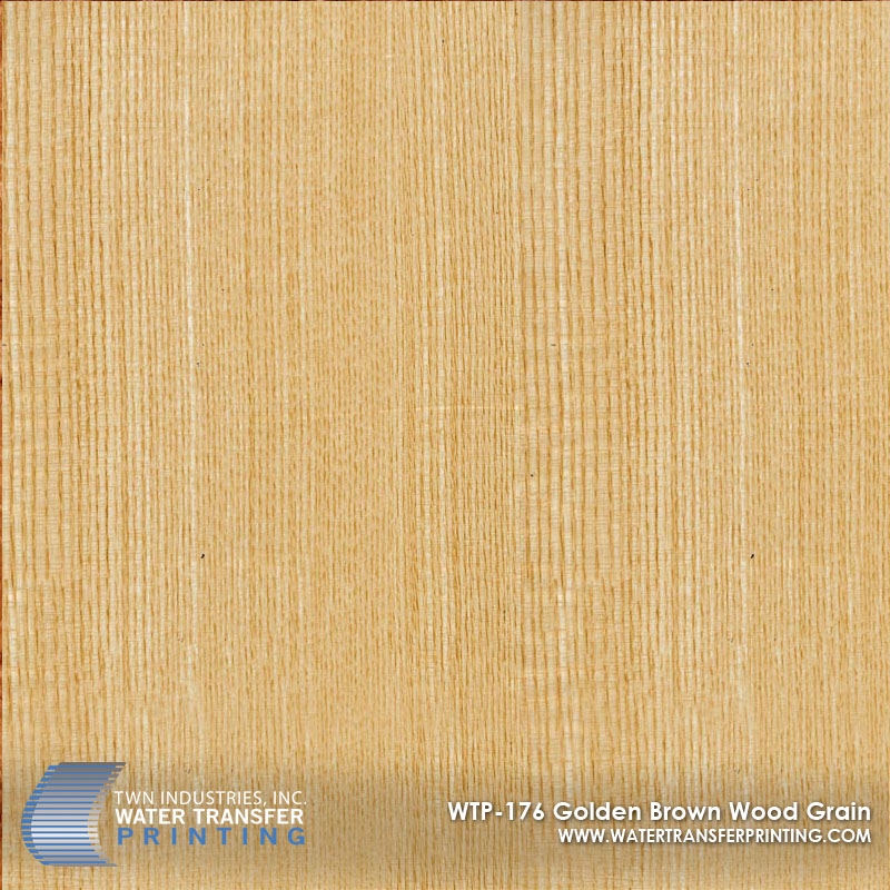 WTP-176 Golden Brown Wood Grain