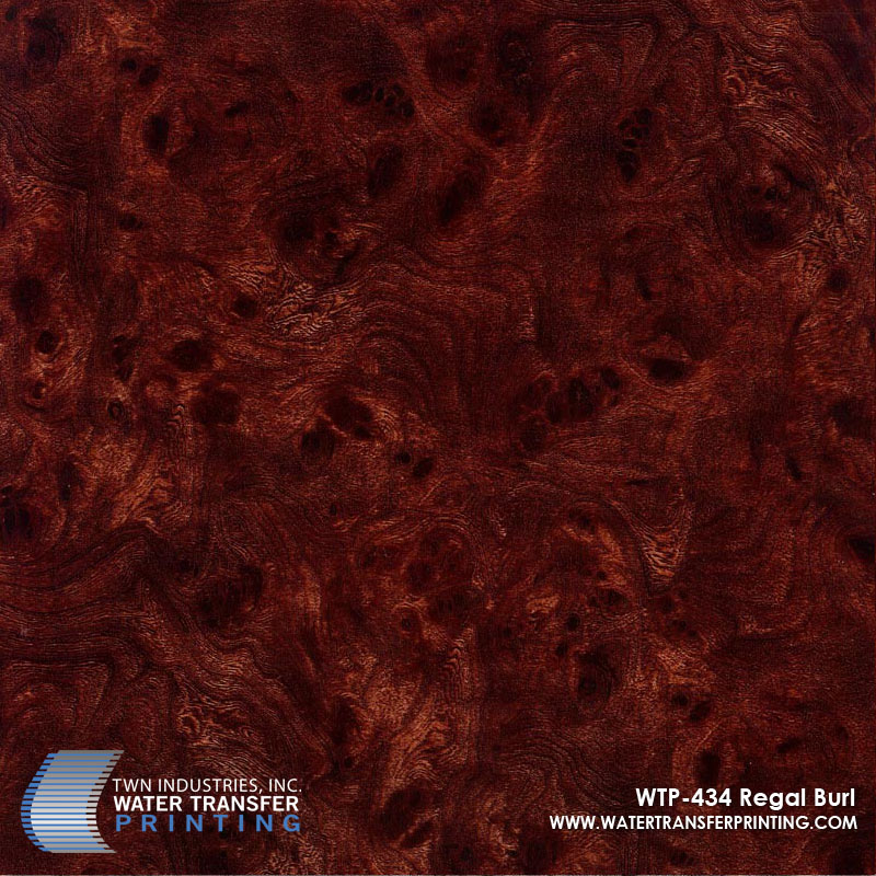 WTP-434 Regal Burl