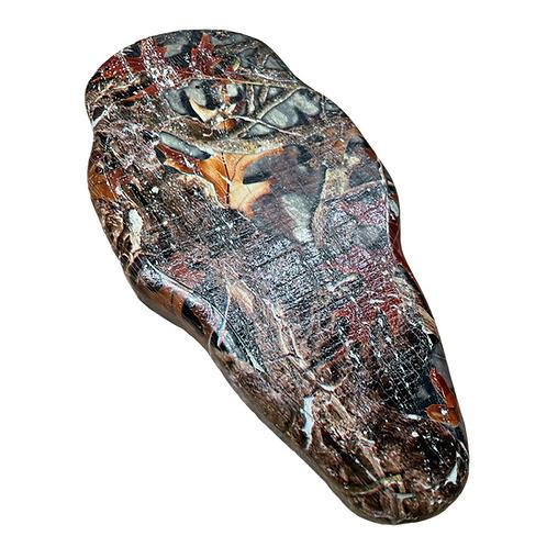 EuroRax custom rustic distressed camo plaque