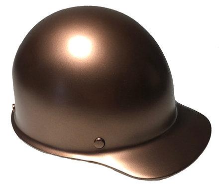 Hard Hat MSA Skullgard Custom Copper Metallic Satin Finish
