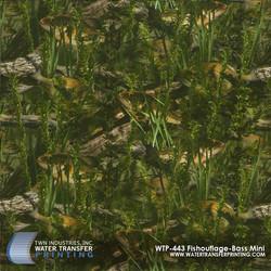 WTP-443 Fishouflage-Bass Mini