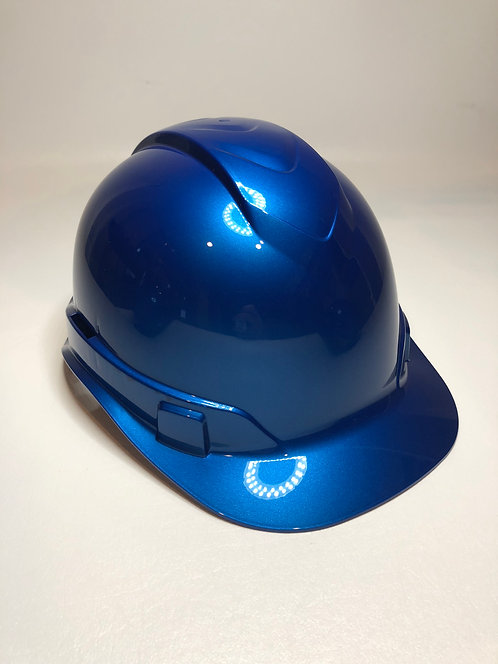 Speedway Blue Hard Hat